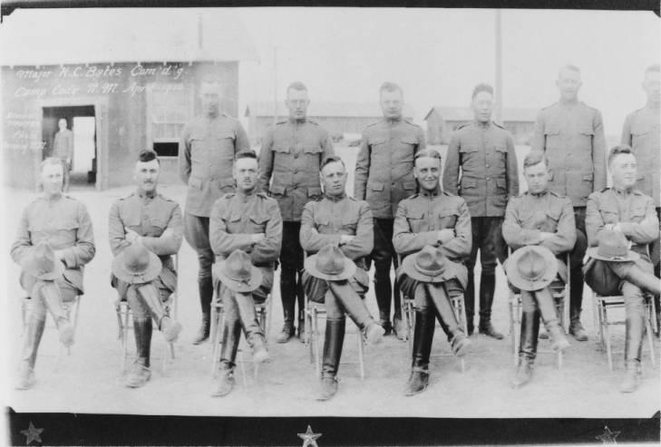 1st South Dakota Cavalry Regiment
